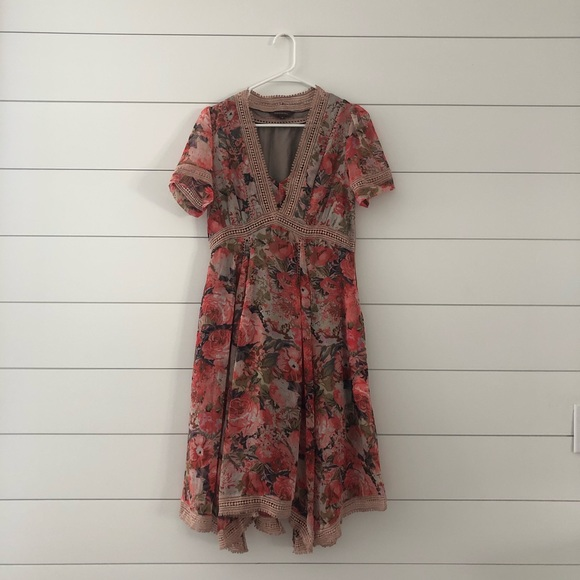 Anthropologie Dresses & Skirts - Anthropologie Raman gill dress size 4